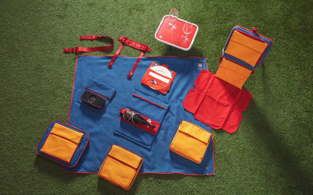 Die Picknick-Kombinationen des Hamburger StartUps von Suba Picnic Makers.