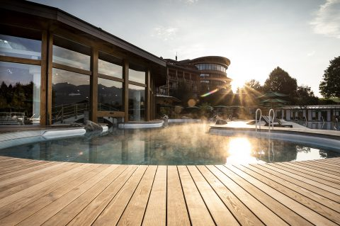 Golfresort Sonnenalp Poolbereich