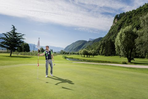 Golfplatz Lana
