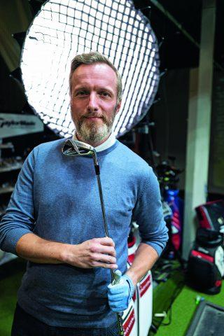 37 Jahre, Handicap 13,5, kommt aus Delmenhorst. Club: Golf in Hude