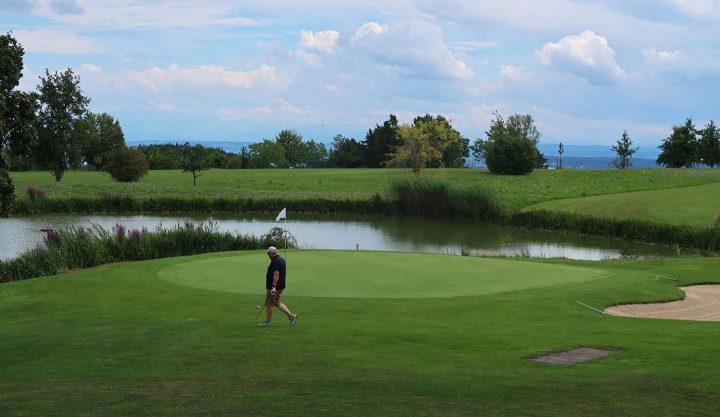 Golfen am Bodensee: Golfclub Owingen-Überlingen (©PvS)