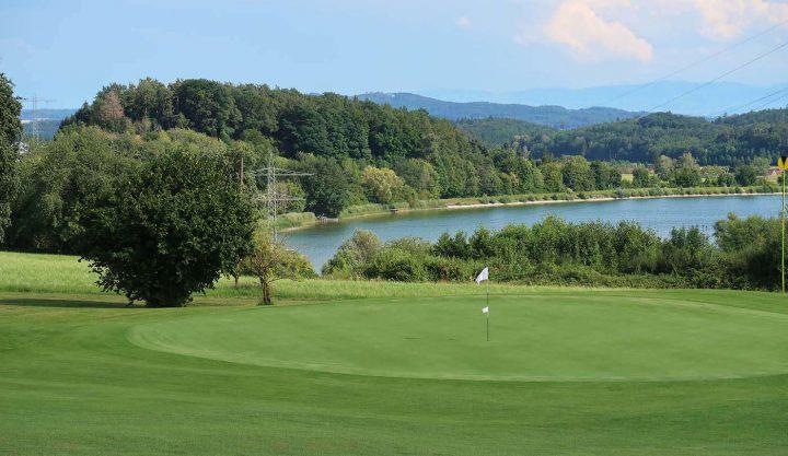 Golfen am Bodensee: Golfclub Owingen-Überlingen (©PvS).