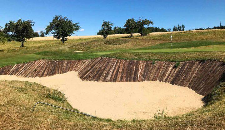 Golfen am Bodensee: Golfplatz Steißlingen (©PvS).