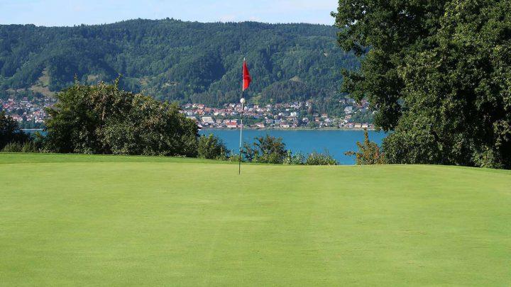 Golfen am Bodensee: Golf-Club Konstanz (©PvS).