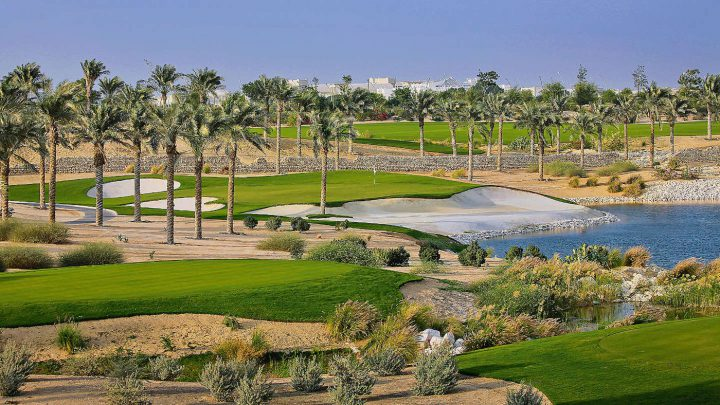 Golferlebnis Katar: Education City Golf Club