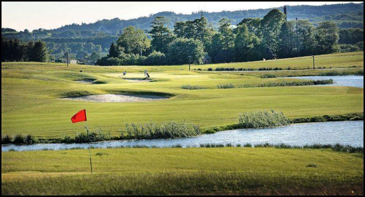 Golfplätze in Dänemark: Silkeborg Ry Golfklub (Kildebjerg Ry)
