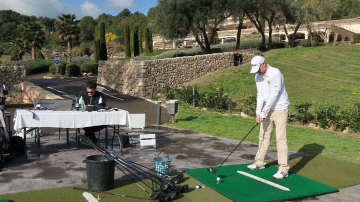 Nochmal, nochmal und nochmal: Golf Journal Schlägertest