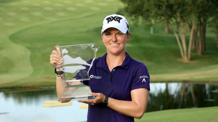 Zweiter Sieg auf der LPGA Tour: Austin Ernst
