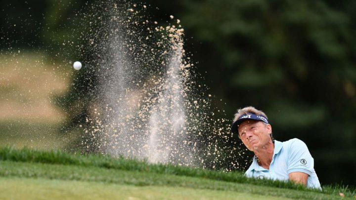 Bernhard Langer: Für einen vorderen Platz bei der Senior Players Championship reichte es nicht