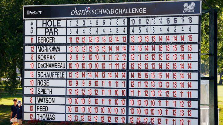 Pause beendet: Die PGA Tour spielt wieder