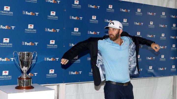 21. Titel auf der PGA Tour: Dustin Johnson