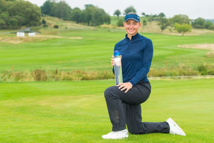 Souveräne Czech Ladies Open Siegerin: Emily Kristine Pedersen aus Dänemark