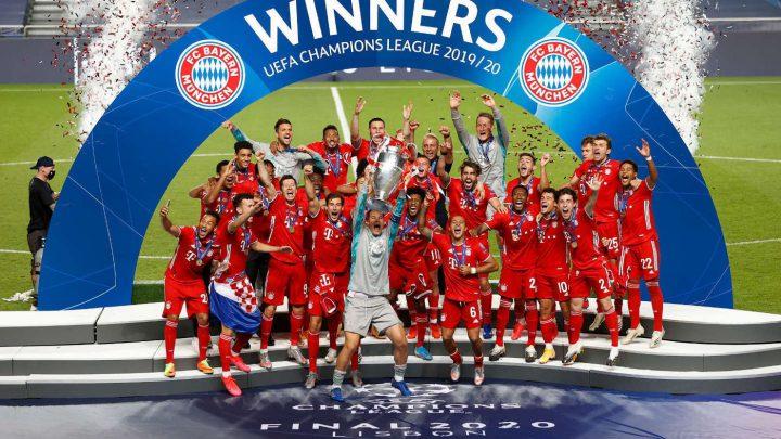 Champions-League-Sieger 2020: FC Bayern München
