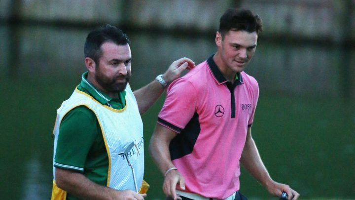 The Players Championship 2014 Martin Kaymer und Craig Connelly