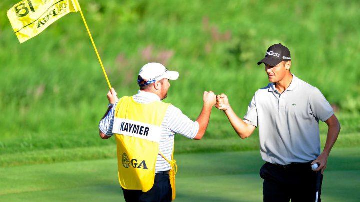 PGA Championship 2010 Martin Kaymer und Craig Connelly