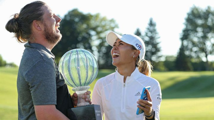 Beste Spielerin beim LPGA Re-Start: Danielle Kang