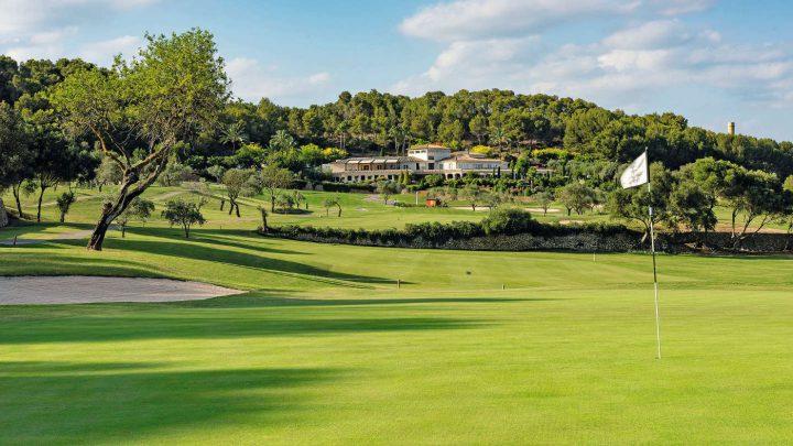 Gastgeber für den Golf Journal Schlägertest 2020: Arabella Golf Mallorca, Range und Platz Golf Son Muntaner