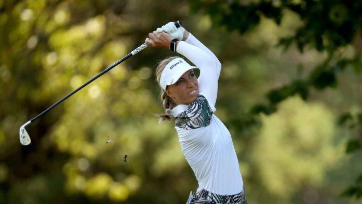 Top-10: Sophia Popov holte sich in Ohio den geteilten neunten Rang