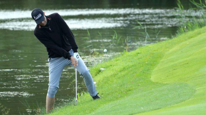 Erneut unter den Top 20: Sebastian Heisele, 15. bei der Wales Open