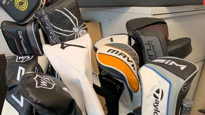 Bei dem Golf Journal Schlägertest sind alle großen Hersteller vertreten: Von Callaway bis XXIO