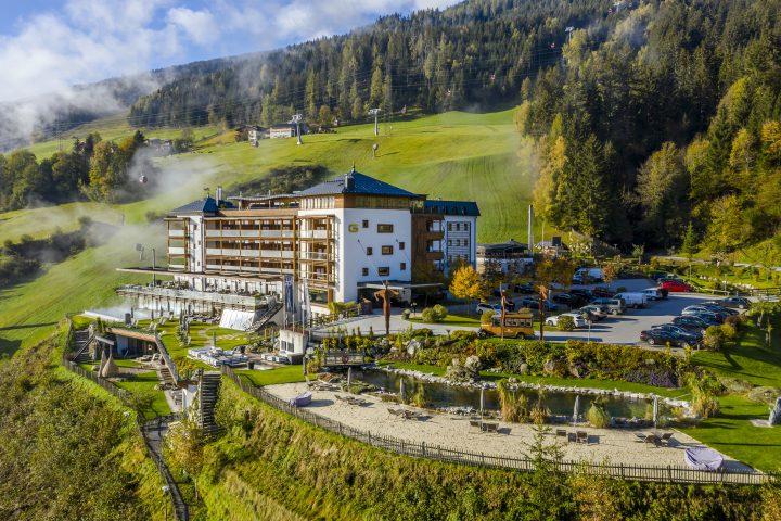 Das Goldberg Hotel Aussenansicht