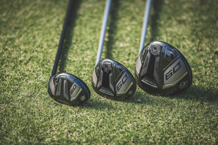 Wilson Golf Equipment.