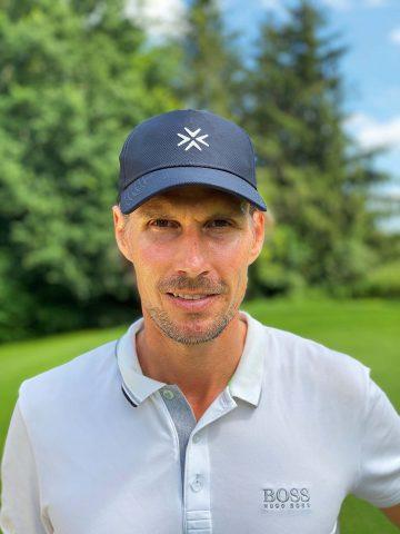 Tino Schuster von Smart Golf.