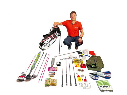 Golf Bag Must Haves