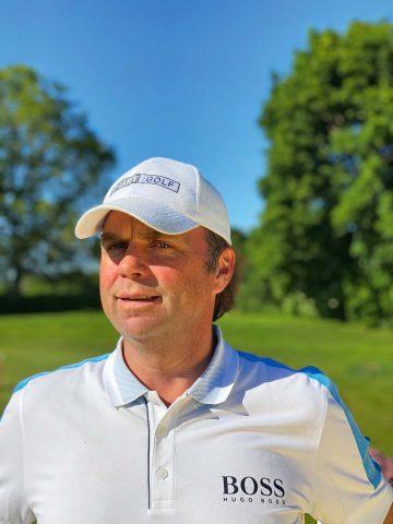 Felix Lubenau von Smart Golf.