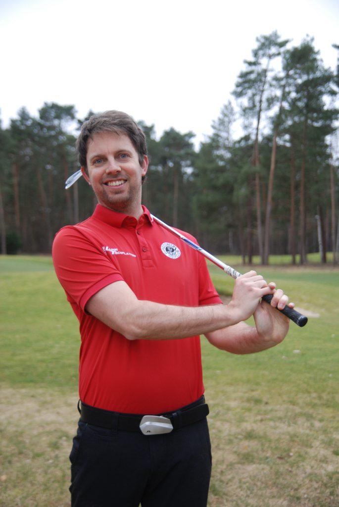 Unterstützt das Coaching-Team des Burgdorfer GC: Pro Gerrit Schiele.