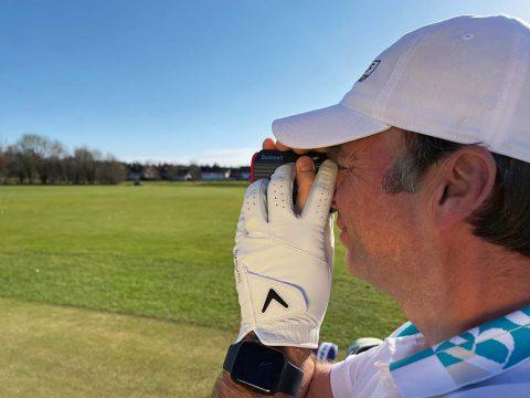 Distanz messen golf