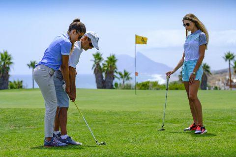 Golfschule Aldiana.