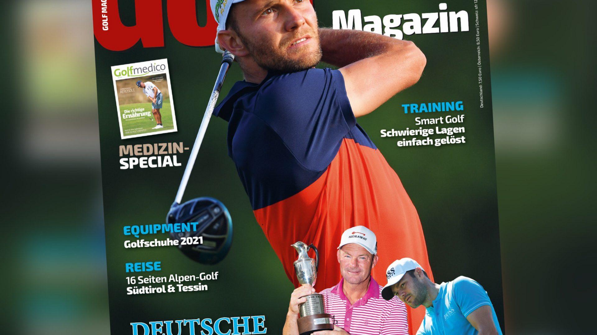 Golf Magazin Ausgabe 6