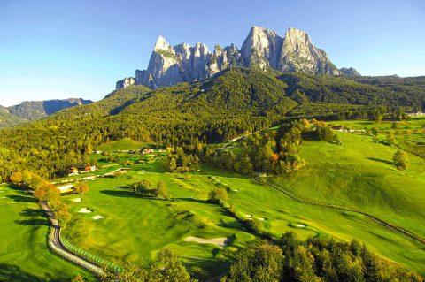 Golf Reise st vigil