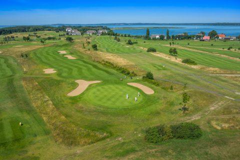 Golfhotel Balmer See - Blauer Kurs.