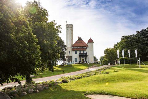 Golf Schloss Ranzow.