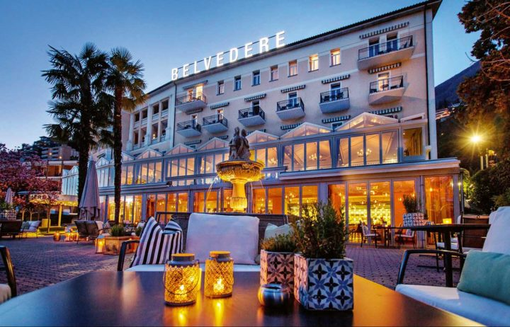 Hotel Belvedere.