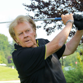 Golf Magazin - 0921 - Interview und Fotoshooting Howard Carpendale - GC Beuerberg - Photo: Achim Matschiner