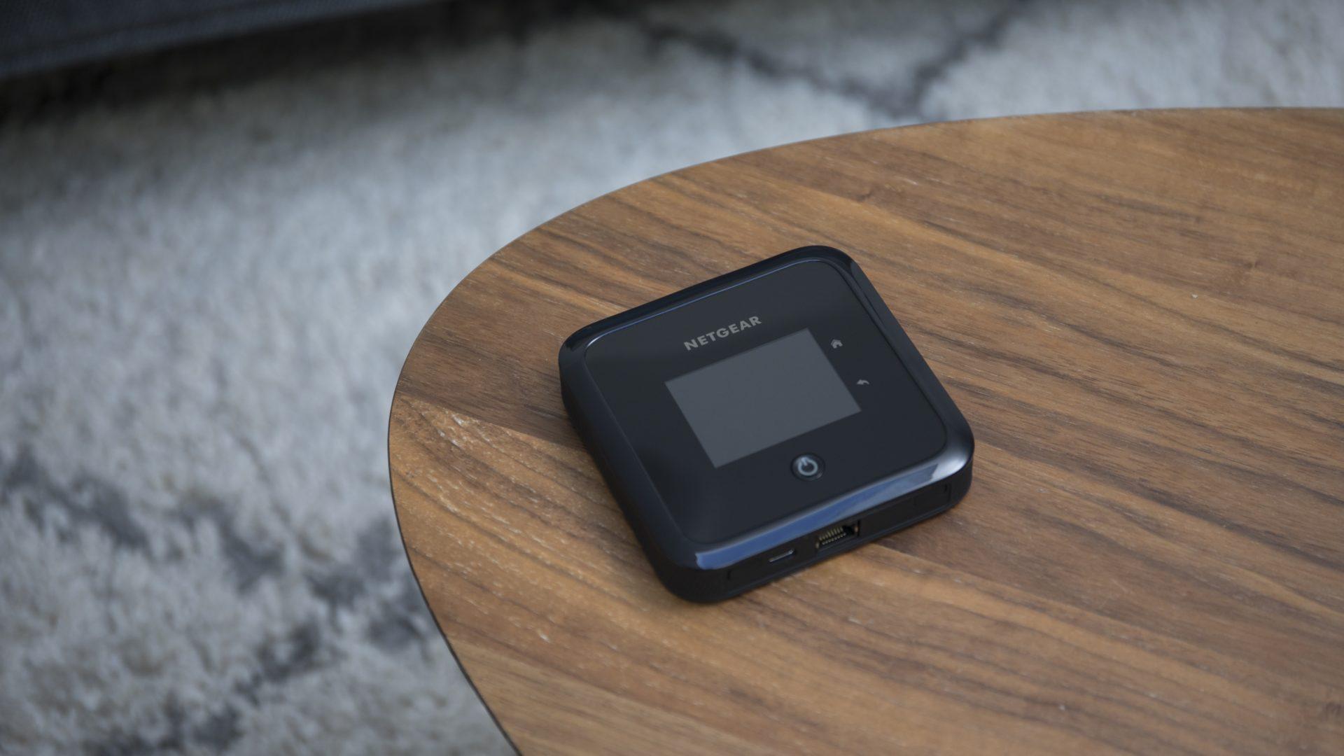 Netgear mobiles WLAN