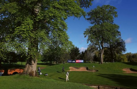 Betfred British Masters hosted by Danny Willett - Day One